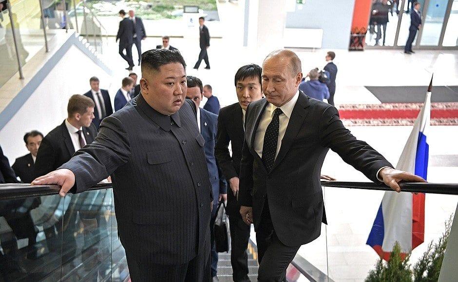 On the brink – North Korea