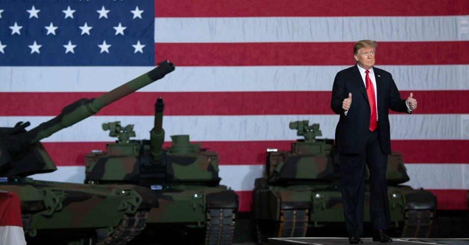 'Unprecedented, Wasteful, and Obscene': House Approves $1.48 Trillion Pentagon Budget