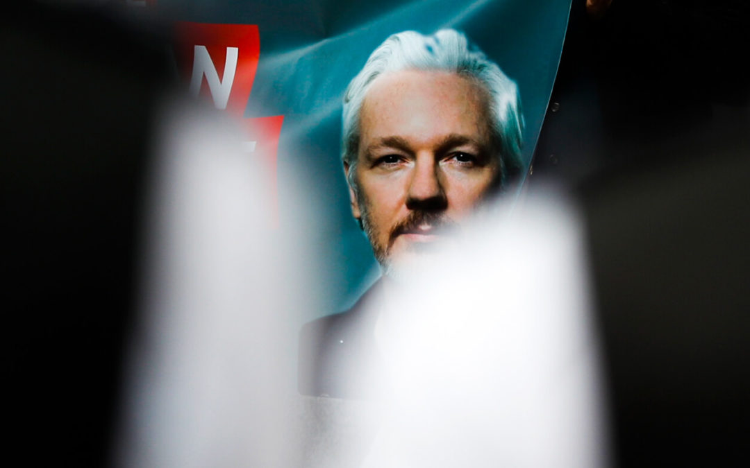Breaking The Media Blackout on the Imprisonment of Julian Assange
