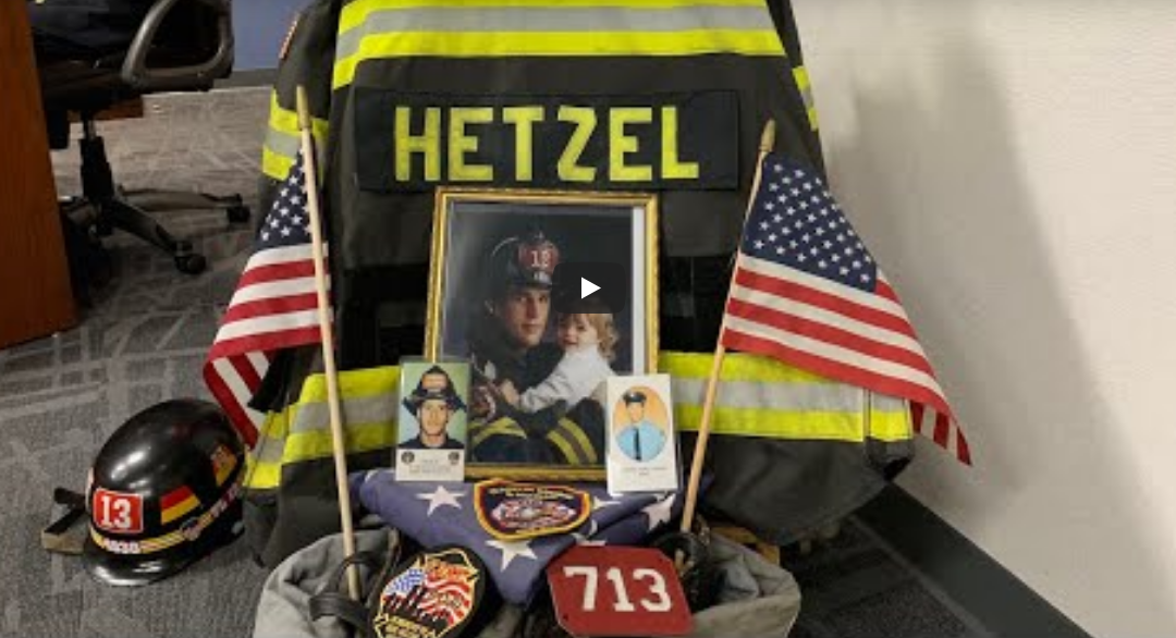 First Responders Urge Congress to Reopen 9/11 Investigation