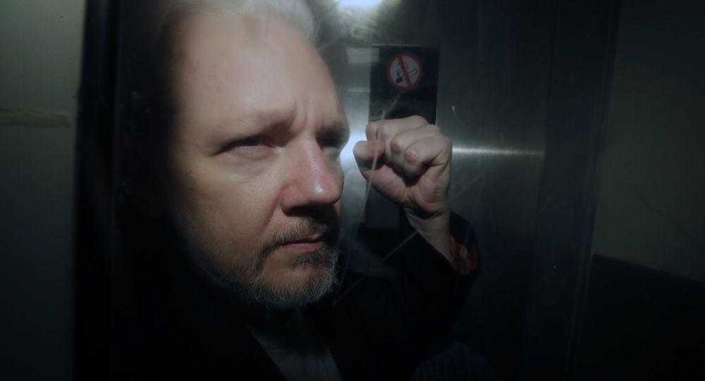 Julian Assange – Update