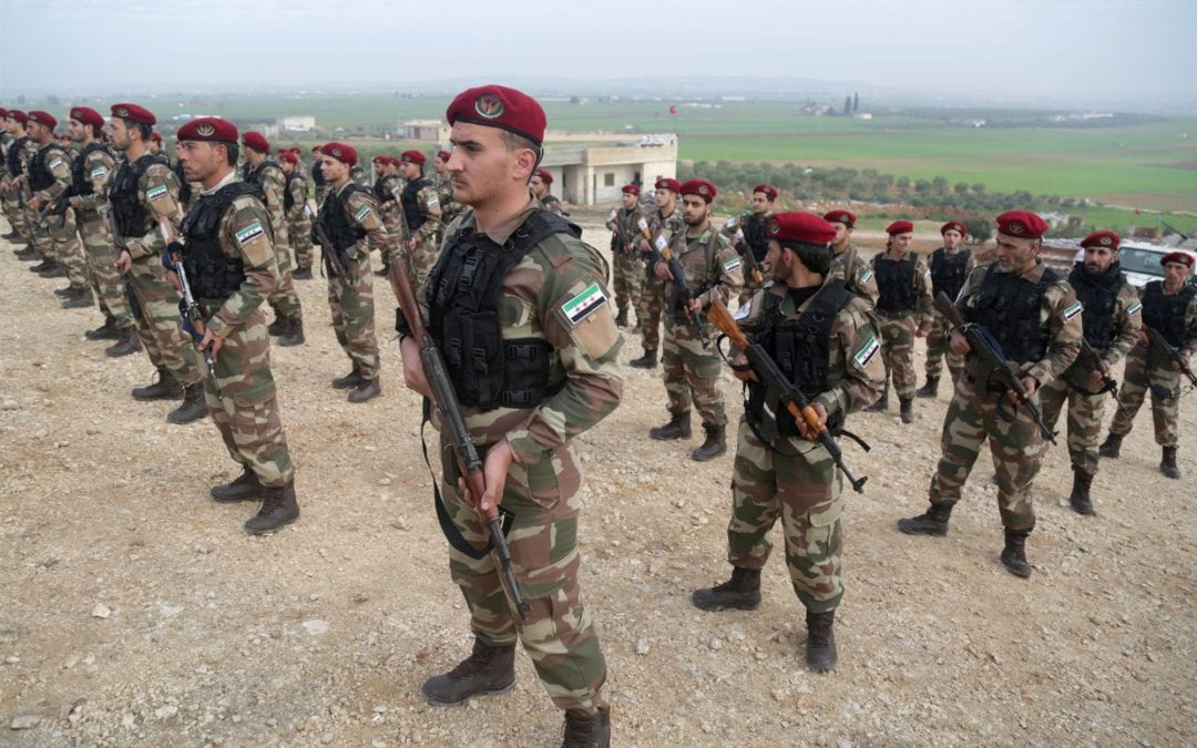White House: Turkey to invade Northern Syria
