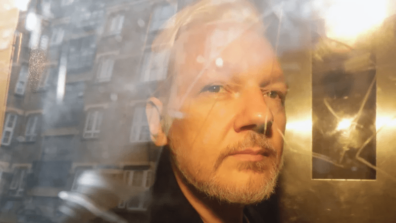 Only Cowards And Sadists Support The Persecution Of Assange
