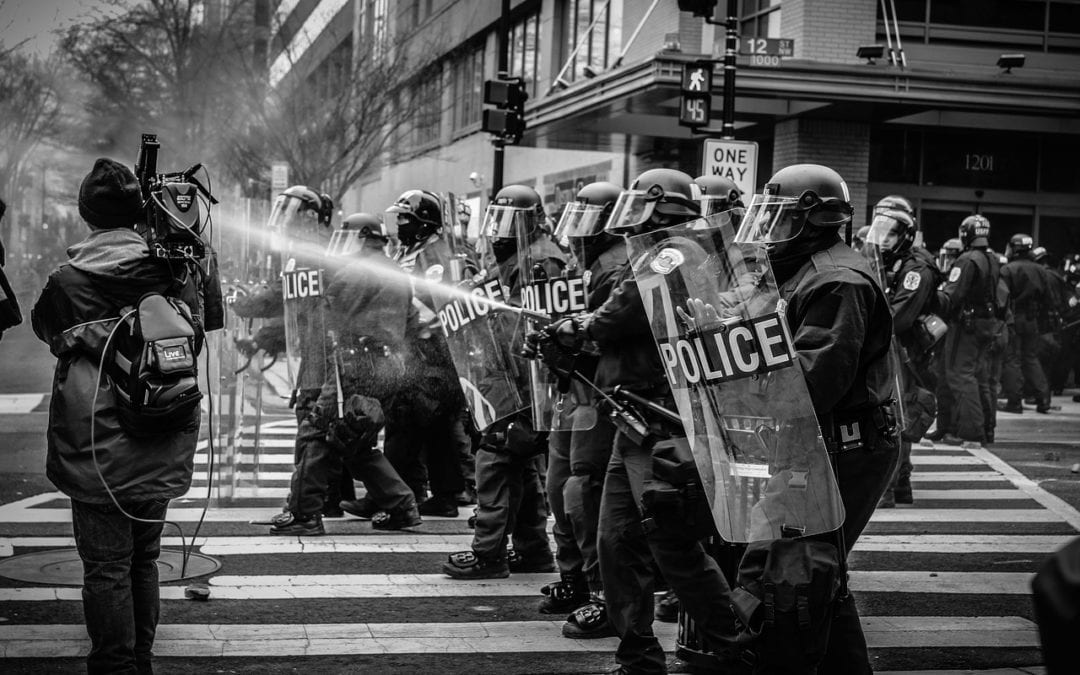 Civil Unrest Is Erupting All Over The World, But Just Wait Until America Joins The Party…