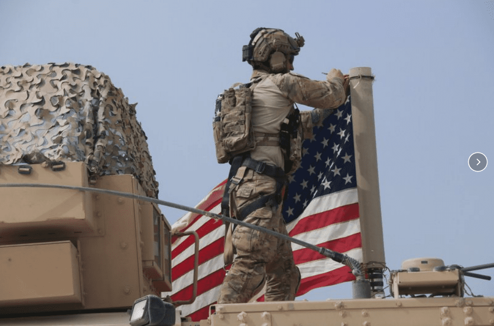 US May Now Keep Some Troops In Syria To Guard Oilfields – Of Course…