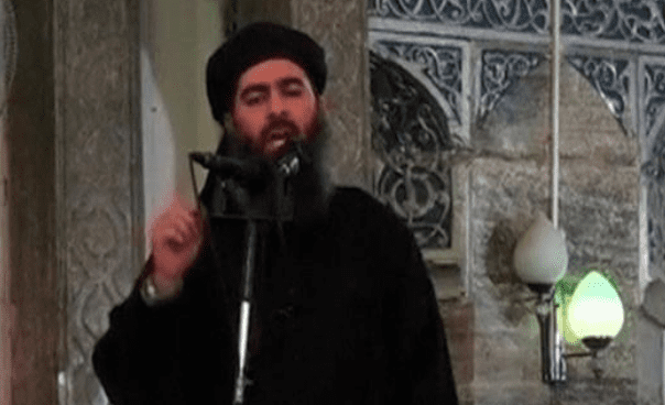 Islamic State leader Baghdadi reportedly killed in Syria by U.S. forces