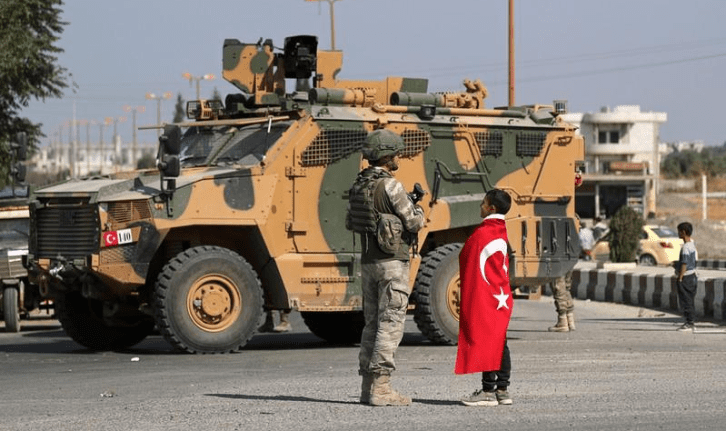 Turkey Will Not Leave Syria Until Other Countries Pull Out
