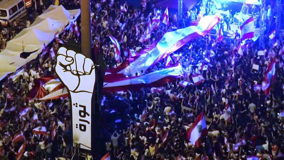 Anti-Government Protests Continue to Sweep Iraq, Lebanon & Algeria