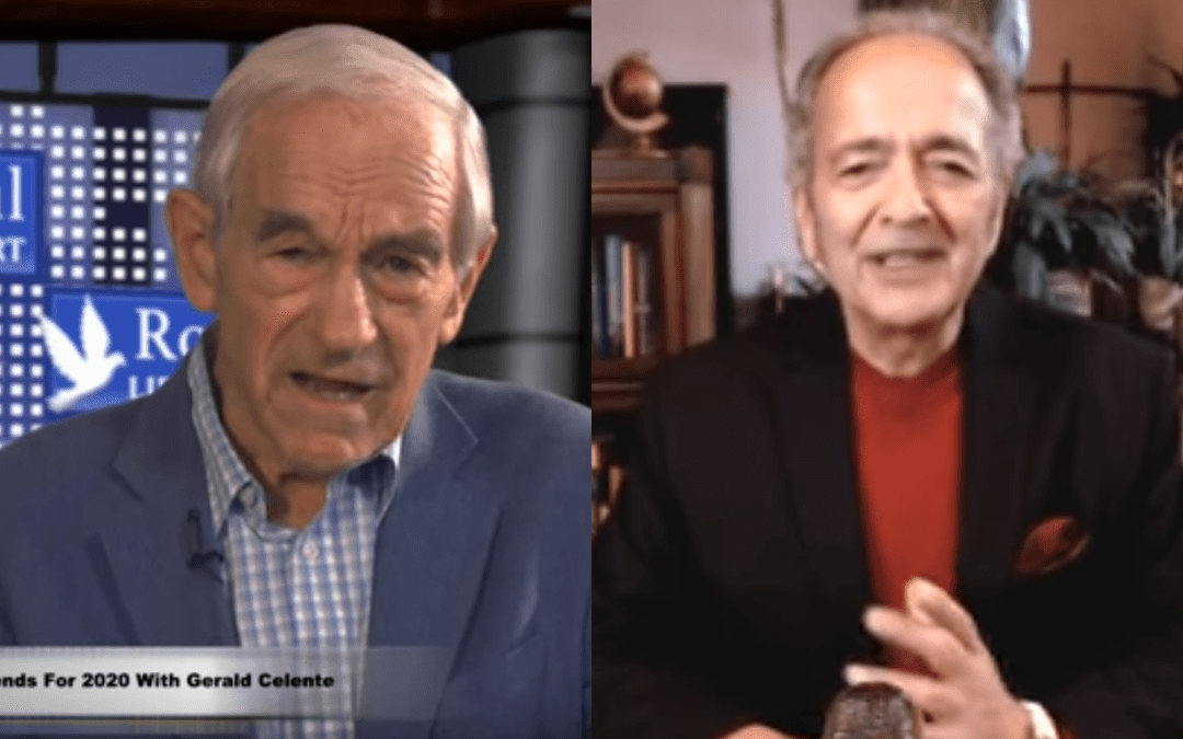 In Conversation: Ron Paul & Gerald Celente Discussing 2020 and Beyond